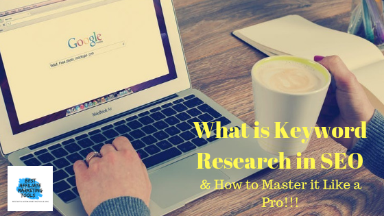 What is Keyword Research in SEO & How to Master it Like a Pro