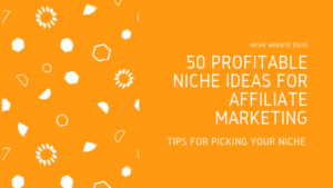 niche website ideas