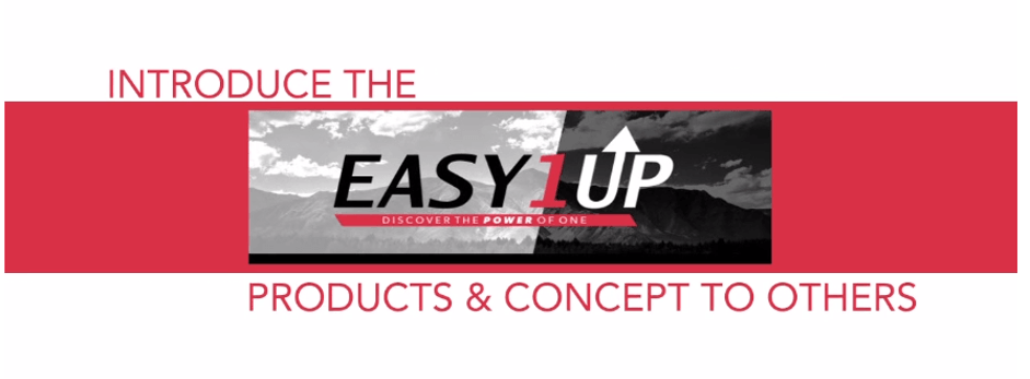 screenshot from Easy 1Up promo video