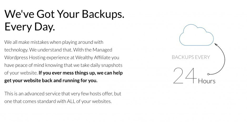 Daily Backups