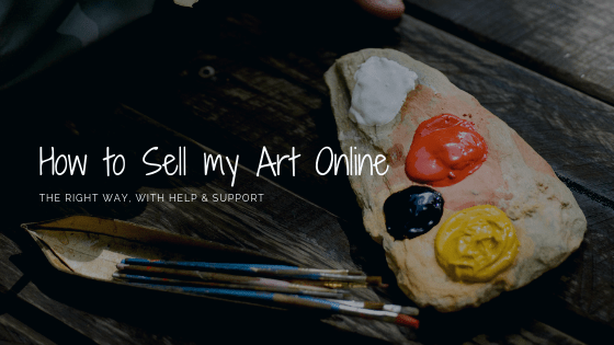 How to Sell my Art Online