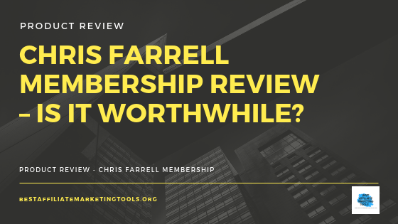 Chris Farrell Membership Review – Is it Worthwhile?