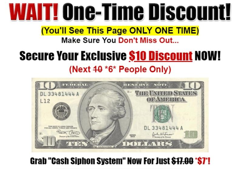 cash-siphon-system-$7-offer