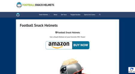 football-snack-helmets