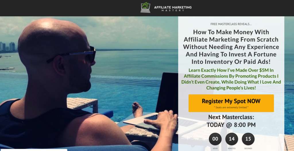 Affiliate Marketing Mastery Review