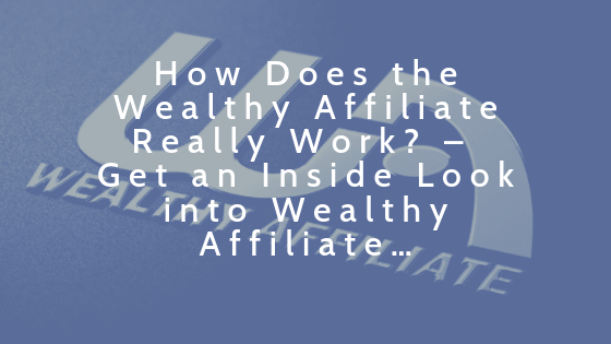 Image result for wealthy affiliate