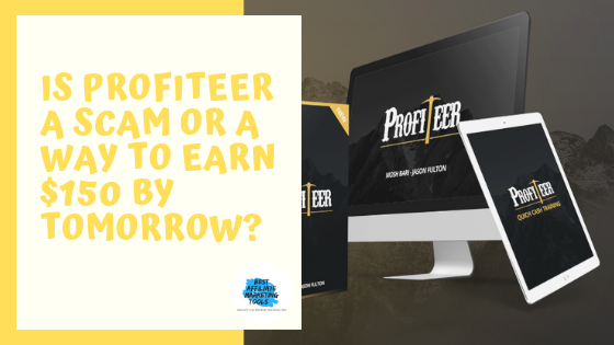 Is Profiteer a Scam or a Way to Earn $150 by Tomorrow?