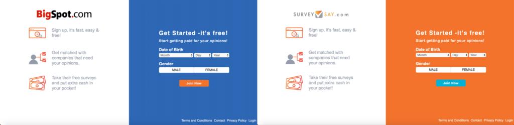 Is BigSpot a Scam - surveys