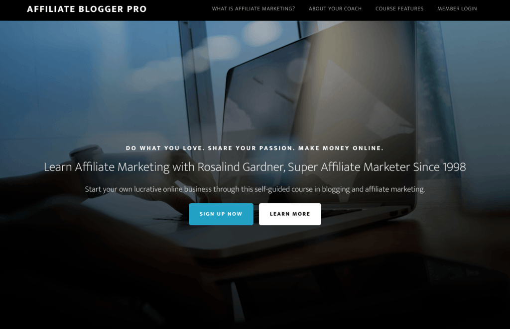 Affiliate Blogger Pro Review