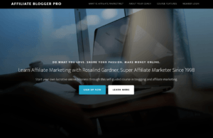 Affiliate Blogger Pro Review