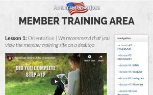 Ameican-Online-Jobs-Member-Training
