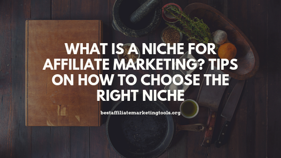 What is a Niche for Affiliate Marketing_ Tips on How to Choose the Right Niche