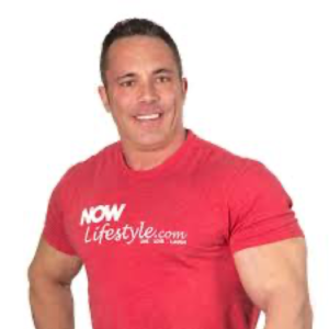 Picture of the founder of Now Lifestyle - Joel Therien