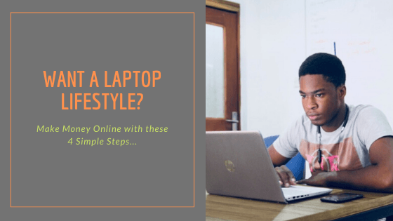 Want a Laptop Lifestyle feature image - a guy at a laptop