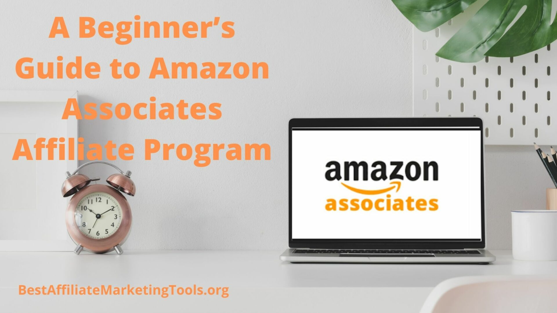 Beginners Guide to Amazon Associates Affiliate Program
