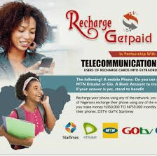an image taken from the recharge and get paid website