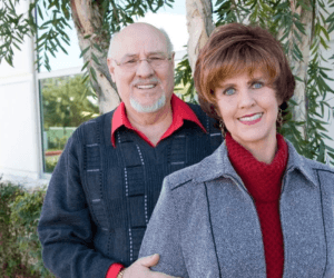 Wayne & Gerri Hillman - Founders of Life Force International