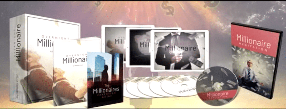 overnight millionaire product suite