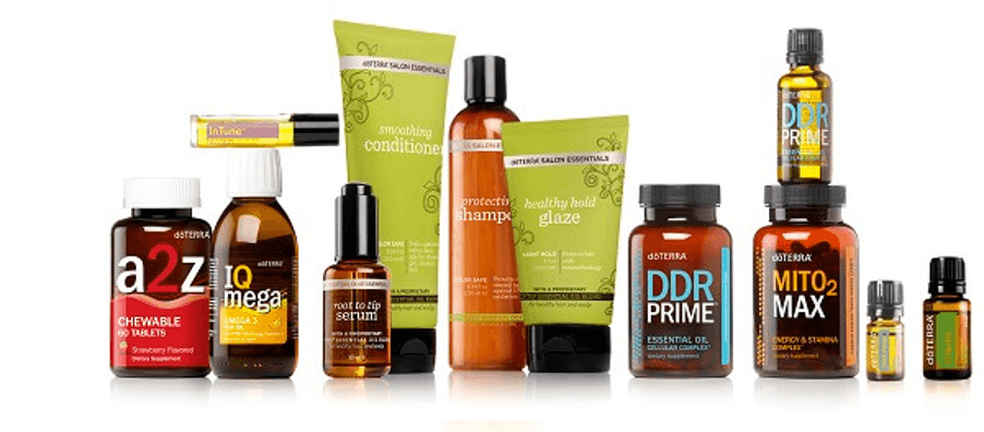 doTerra-product-line