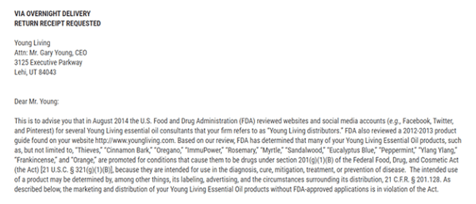 fda-letter-sales-claims