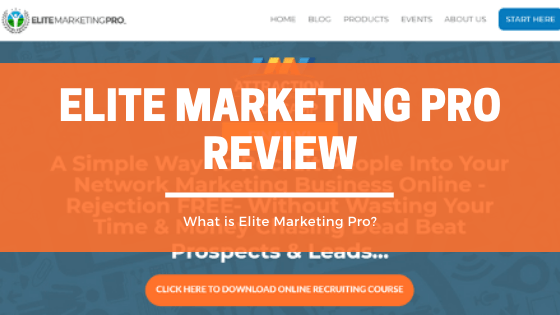 Elite Marketing Pro Review - What is Elite Marketing Pro