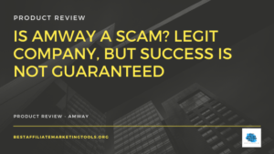 Is Amway a Scam_ Legit Company, But Success is Not Guaranteed