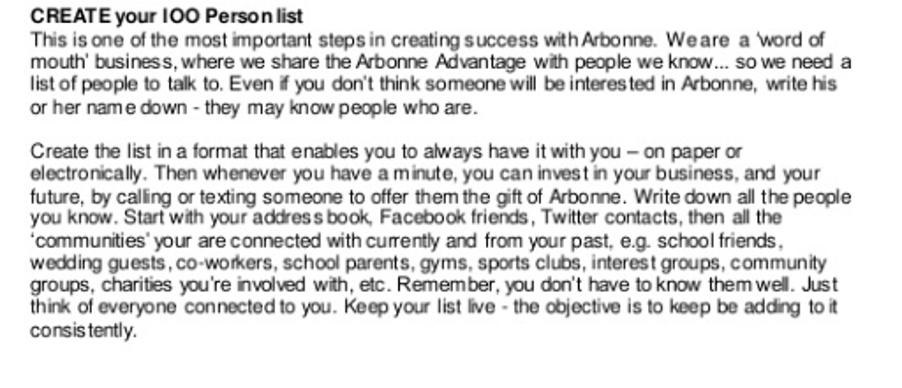 create-100-list