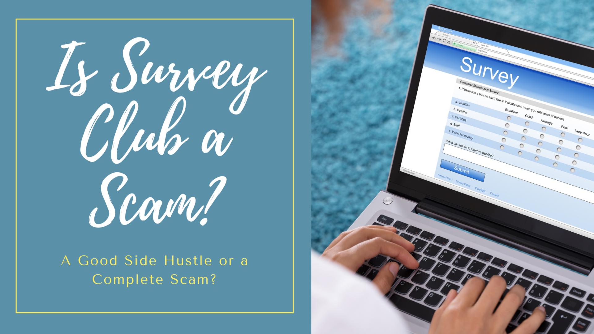 Is Survey Club a Scam