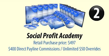 Power Lead System - Social Profit Academy