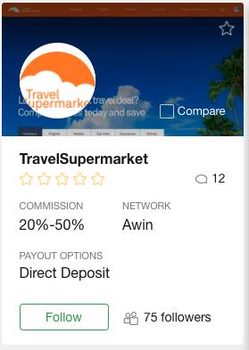 Travel-Supermarket-Affiliate-Program