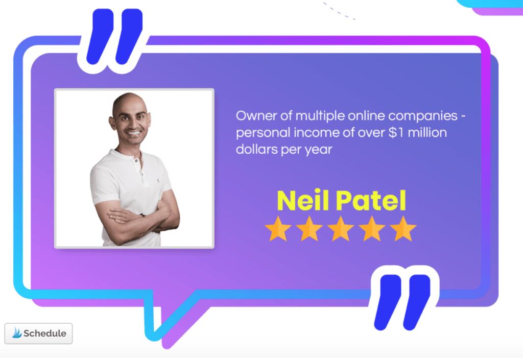 fake-neil-patel-endorsement