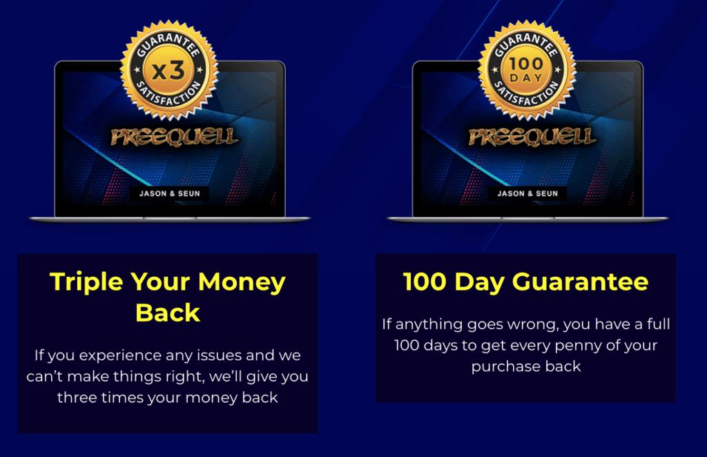 prequell-guarantees
