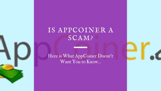 Is AppCoiner a Scam