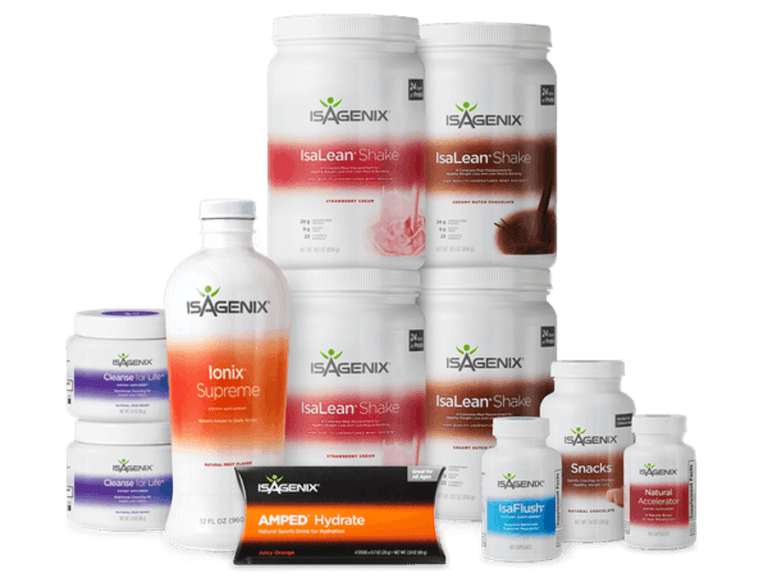 Is Isagenix a scam - 30 day weight loss product