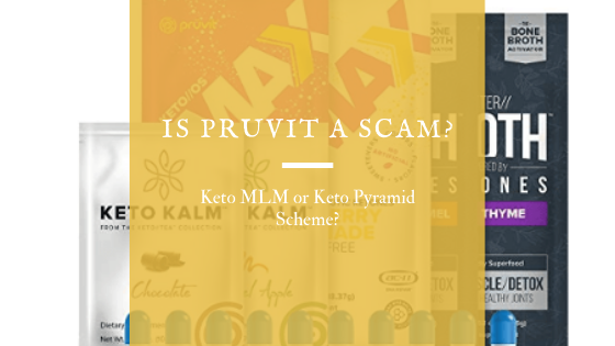 Is Pruvit a Scam