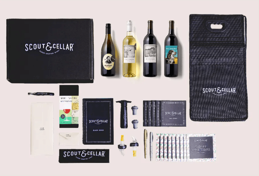 Scout and Cellar Business Starter Kit