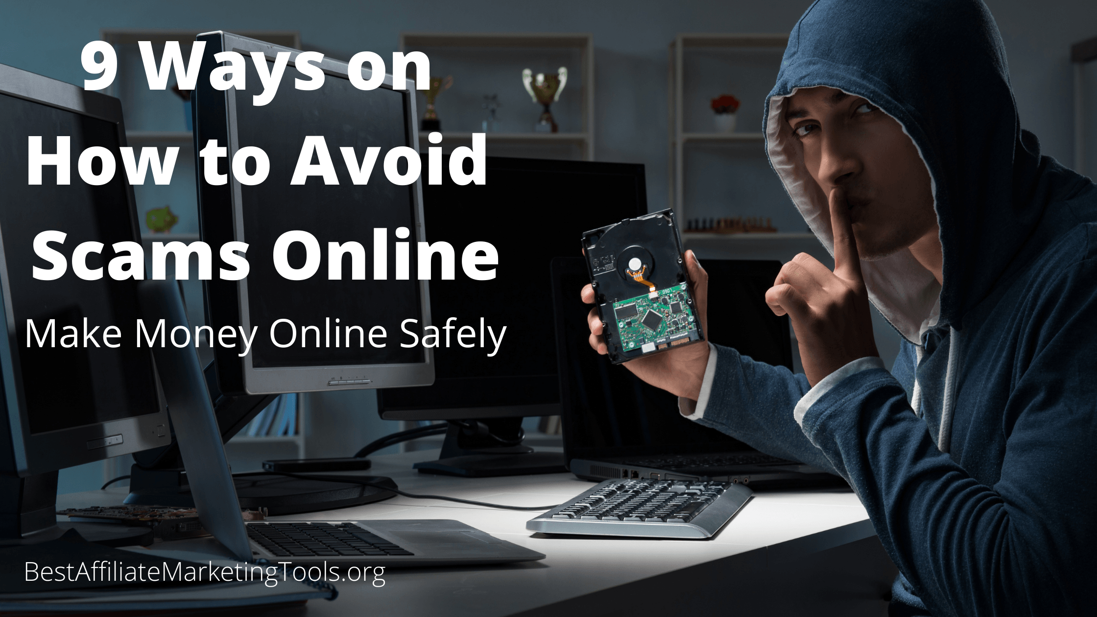 9 Ways on How to Avoid Scams Online