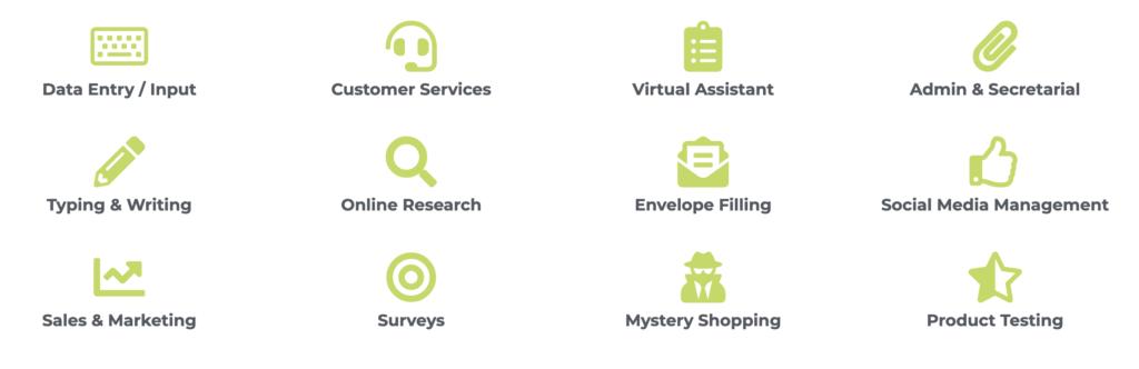 Click Earner Jobs