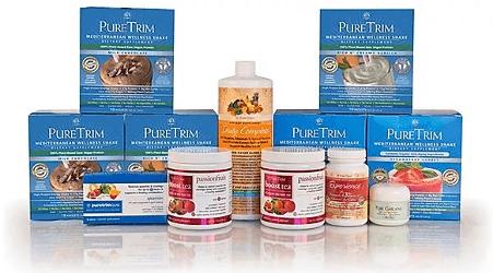 Is PureTrim a Scam - PureTrim Product Line