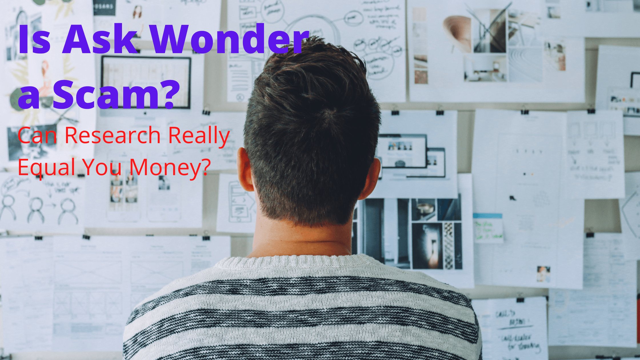Is Ask Wonder a Scam