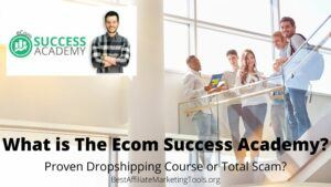 What is The Ecom Success Academy