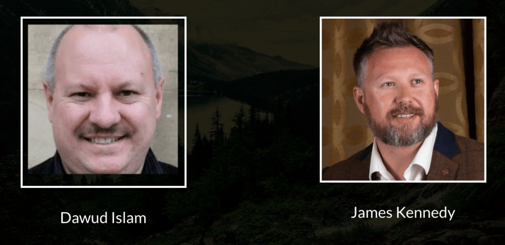 Dawud Islam & James Kennedy - Second Wave System Founders