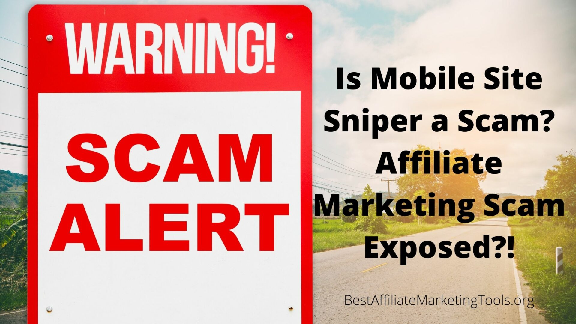 Is Mobile Site Sniper a Scam