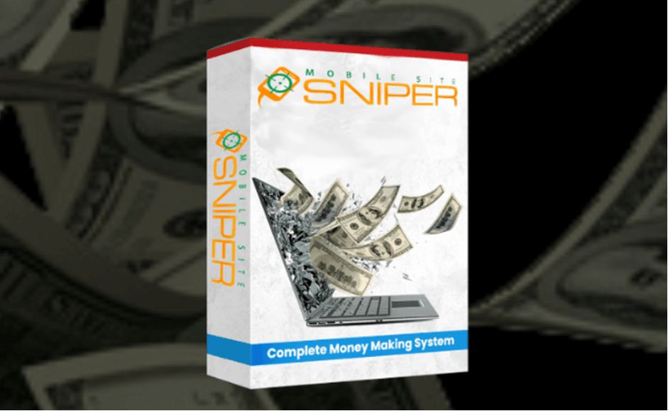 Mobile Site Sniper Review - Product Image