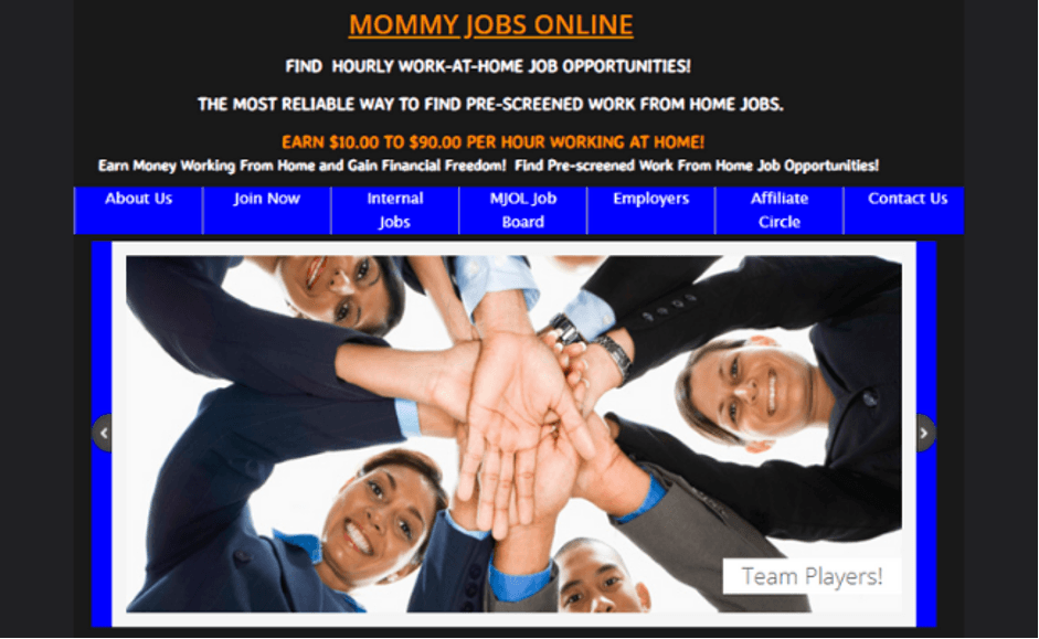 Mommy-jobs-online-review-website