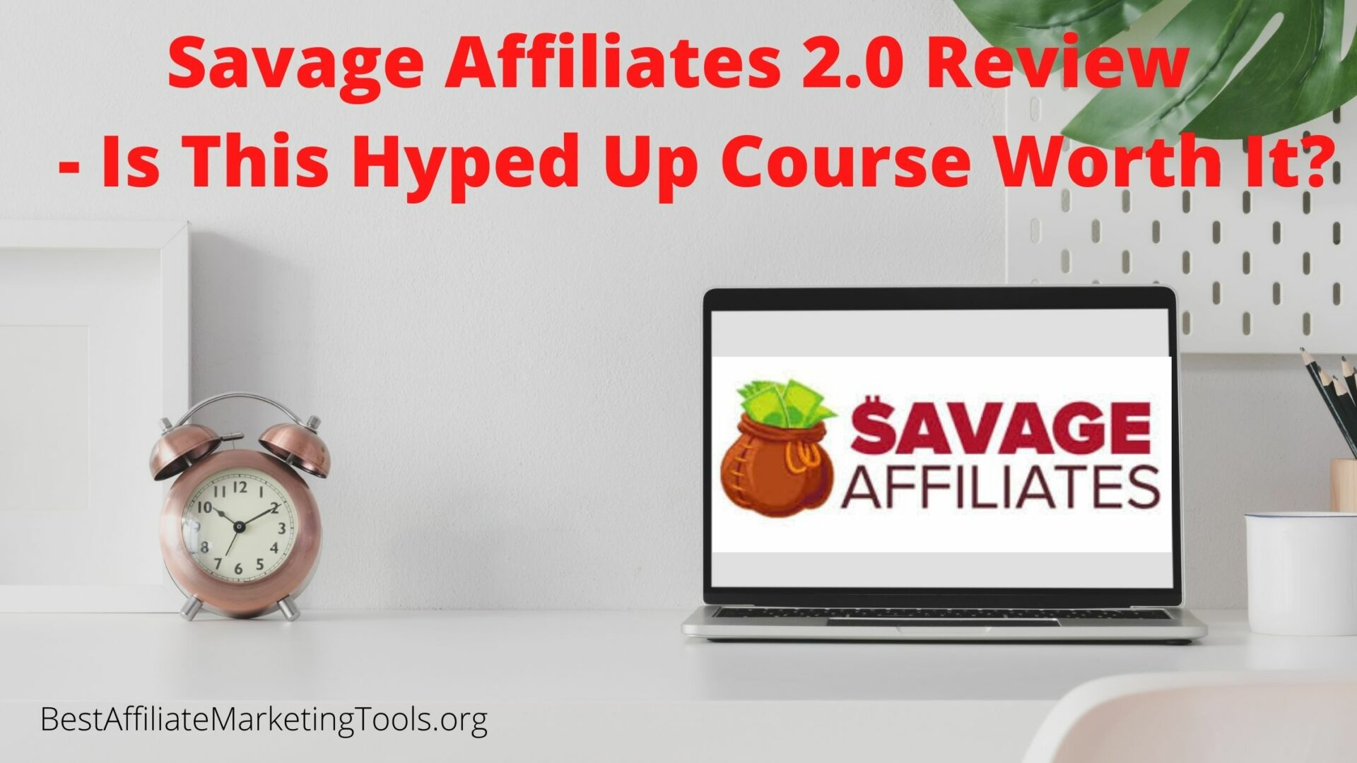 Savage Affiliates 2.0 Review - Is This Hyped Up Course Worth It