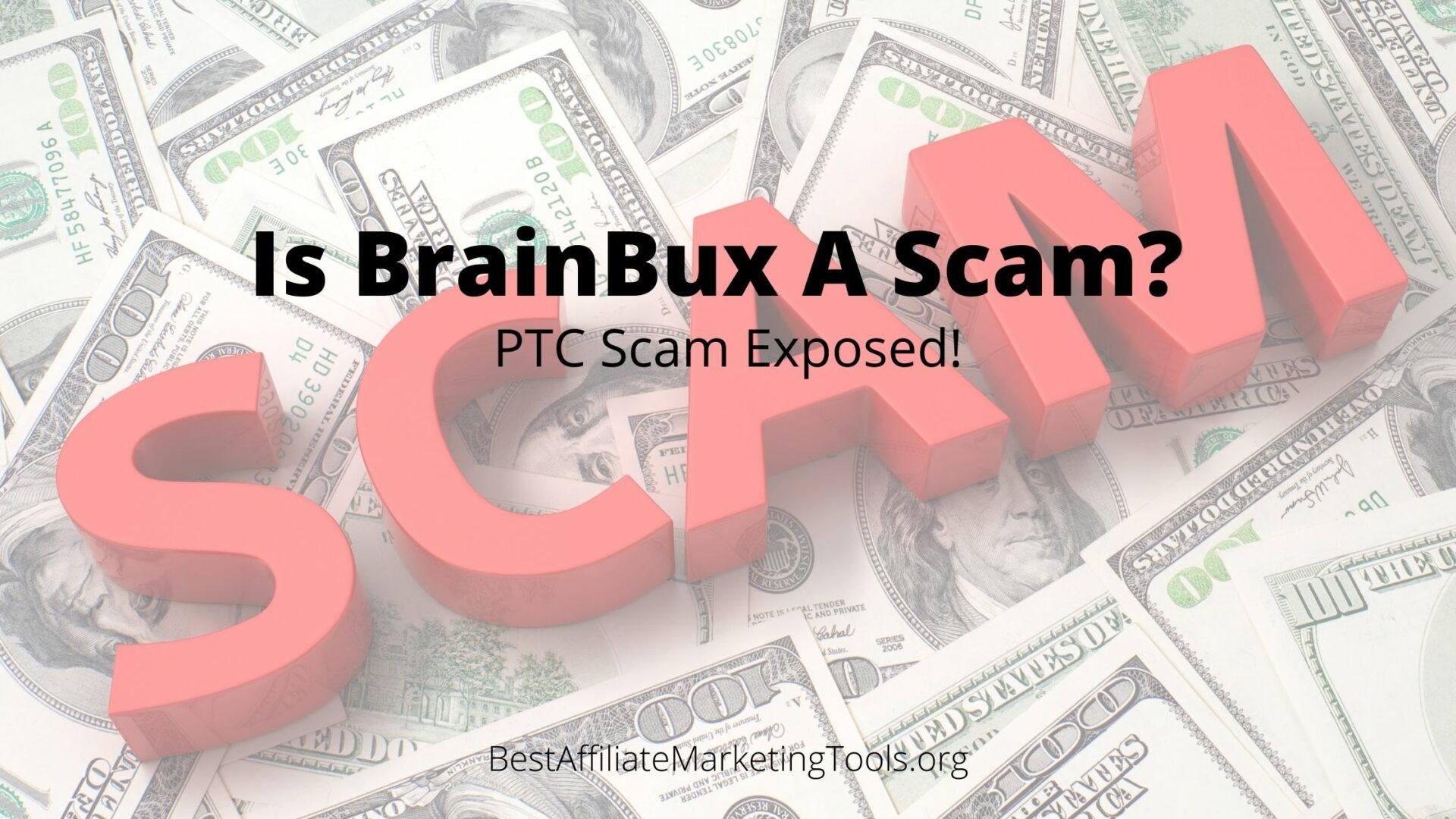 Is BrainBux A Scam
