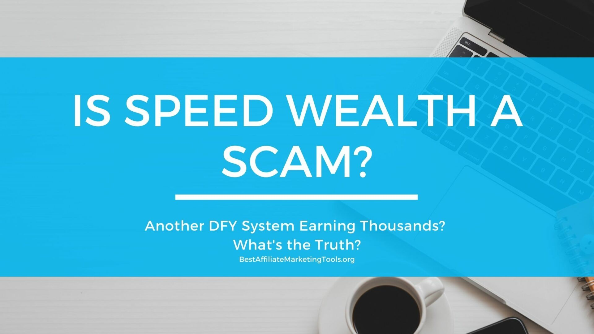 Is Speed Wealth A Scam