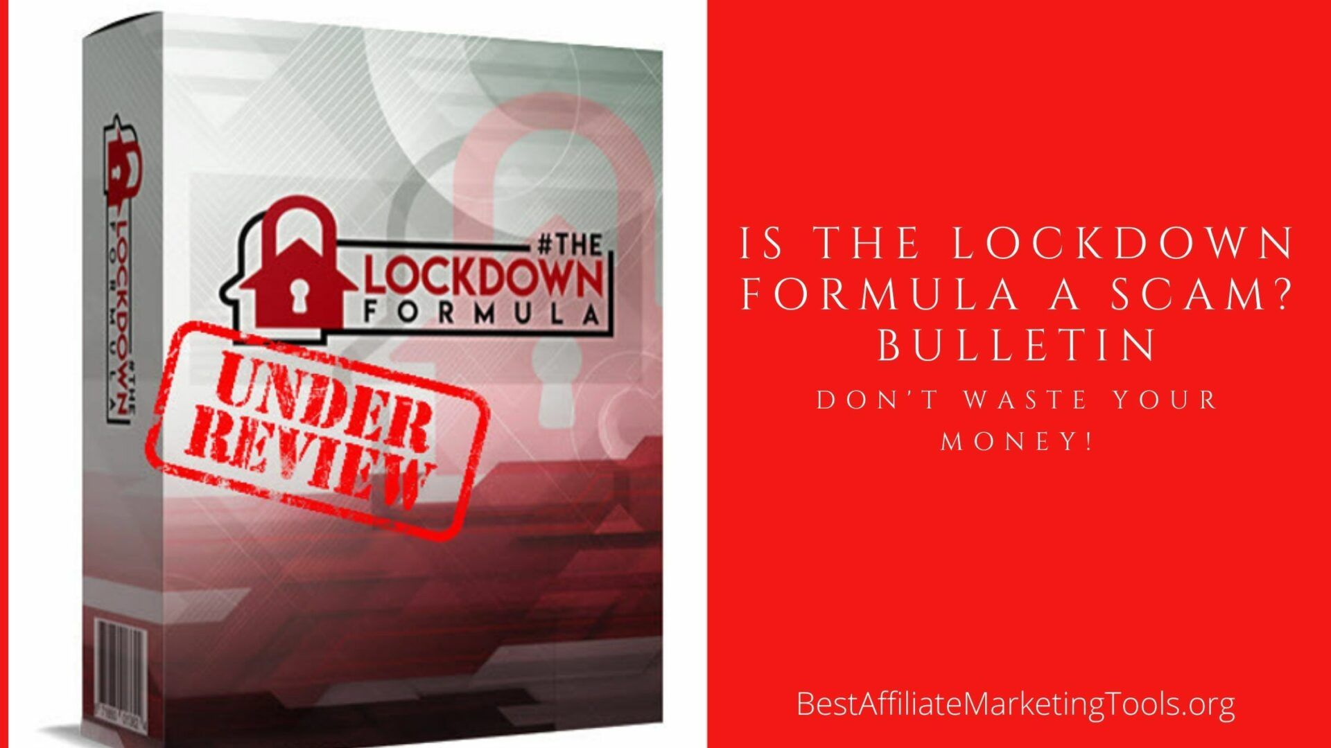 Is The Lockdown Formula A Scam