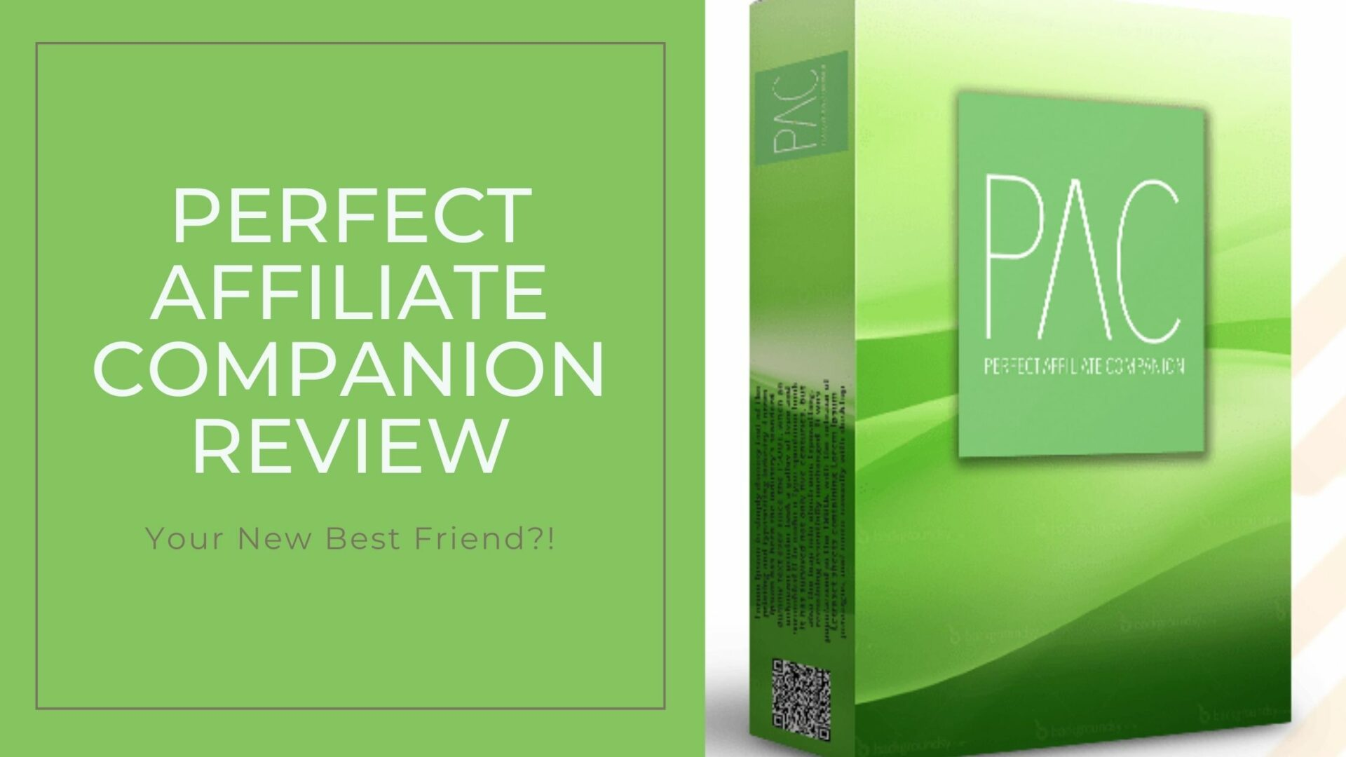 Perfect Affiliate Companion Review